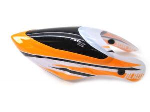 Blade 130 S: Stock Canopy, Orange