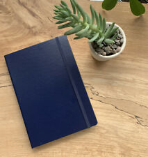 LEUCHTTURM 1917- A5 Dotted Notebook- 251 Pages- Navy- RRP £15.95