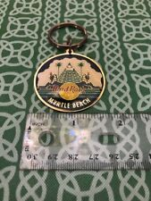 Hard Rock Cafe Myrtle Beach Illuminati All Seeing Eye Egyptian Enamel Keychain
