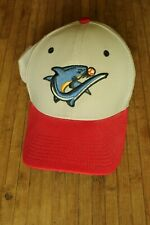 Clearwater Threshers New Era Genuine Minor League Baseball Hat Cap M/L Gray Red