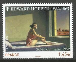 FRANCE 2012 - Art/Painting - Edward Hopper - n° YT 4633 MNH **