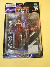 "Epoch Tekken 3 Figure 6"" Anna Williams Action Figures by Hiroki Hayashi 1/10th"