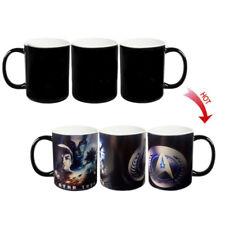 █ Star Trek Hot Water Color Change Magic Cup Mug BS131