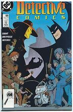 DETECTIVE COMICS #609 Dec 1989 NM+ 9.6 W 2nd App ANARKY BATMAN GRANT BREYFOGLE