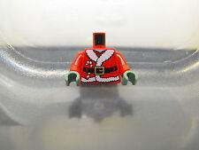 Lego Star Wars Santa Yoda Minifigure Torso Body #A16