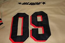 The Blade Clothing Company Sports #09 Hockey Jersey Size XXL