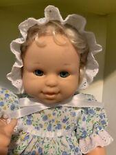 Berenguer Lil Posie Baby 13 1/2� Vinyl Doll No. 2060 New Original Box 1994 90's