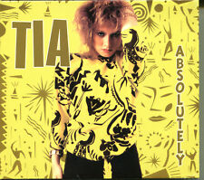 TIA - ABSOLUTELY  + DEFINITELY - BEST OF 3 CD DIGIPACK NEW AND SEALED