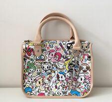 Tokidoki X Sanrio Characters Tote Bag with Charm