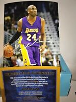FOTO KOBE BRYANT LAKERS LOS ANGELES Autografata Signed  BRYANT Photo Autograph
