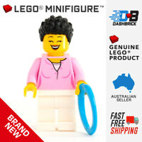 Genuine LEGO® Minifigure™ - Hula Hoop Girl (City/Town) - BRAND NEW