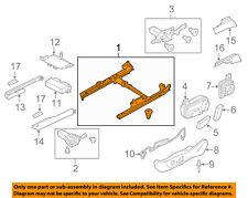 AUDI OEM 09-16 A4 Quattro Seat Track-Seat Track Right 8K0881184A