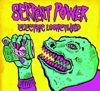 "Serpent Power : Electric Looneyland VINYL 12"" Album (2017) ***NEW*** Great Value"