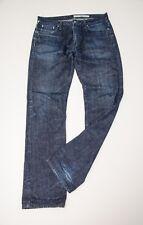 FAB mens DESIGNER 'DKNY' STRAIGHT CUT Jeans size 31 L