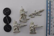 3 Eldar Oscuro segadores Metal aeldari Reaper Ejército sin pintar Warhammer 40K 2000s 64