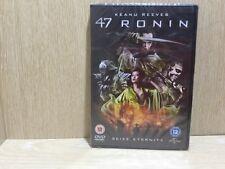 47 Ronin DVD New & Sealed Keane Reeves