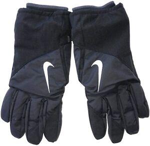 Nike Insulated Winter Ski Gloves NEW Men's 3XL Black FREE SHIPPING