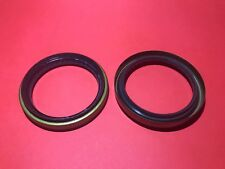 98036594 Holden Genuine Brand New Pair of Front Hub Seals RA Rodeo V6 + Diesel