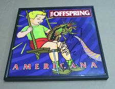 THE OFFSPRING Signed + Framed Americana Vinyl Record Album PROOF