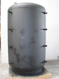 1A PRE Pufferspeicher 3000 L für Heizung Schicht Pelletkessel Holzvergaser BHKW