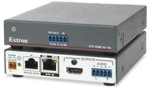Extron DTP HDMI ,1080p 301 Kit TX Transmitter & RX Receiver -Video over ethernet