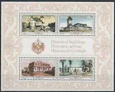 South-West Africa postfris 1977 MNH block 3 - Historische Gebouwen (S2202)