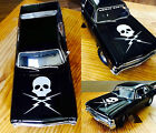 Death Proof water slide decals 1/18 1/24 or 1/32 scale