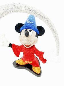 Swarovski Disney Mickey Mouse Sorcerer's Apprentice Limited Edition 2014 - RARE