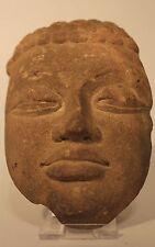 Un Important & Très Fine Gupta sandtone Tête de Bouddha - 6th C. - comme Tibétain