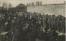 WW1 soldier group Funeral Duke of Norfolk 1917 Arundel Sussex Volunteer Force ?