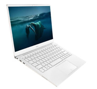 "Dell XPS 13 9380 13.3"" Core i7-8565U 16GB 256GB PCIe FHD IPS W/ FPR Frost White"