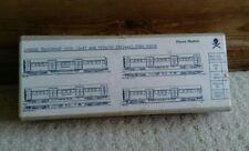 More details for vintage pirate models london transport 1938 tube stock r.002 *still sealed*