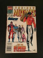 New Mutants 99 1st Appearance Feral & Shatterstar Cable Newsstand CGC CBCS It!