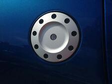 For Peugeot 206 Chrome Replacement Tank Gas Fuel Cap Cover Aluminum