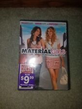 Material Girls (DVD, 2006, Dual Side)