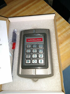 Liftmaster KPR2000  Wired Keypad And Proximity Reader (Used as a Test Reader)