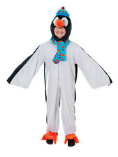 Boys Girls Penguin Zoo Animal Book Costume Happy Feet Fancy Dress Outfit New 5 7