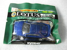 LOTUS Esprit V8 Blue Kyosho 1:100 Scale Diecast Model Car