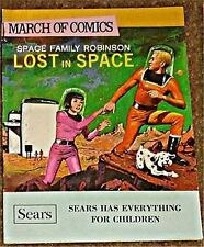 MARCH OF COMICS 352 ROBINSON FAMILY LOST IN SPACE MINI COMIC GIVEAWAY PROMO F 70