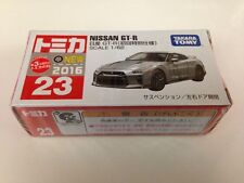 Takara Tomy 2016 Tomica No.23 Nissan GT-R 1/62 scale first edition japannese car