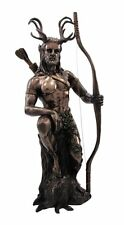 Herne the Hunter English Folklore Ghost Archer Forest Meadow Figurine Statue