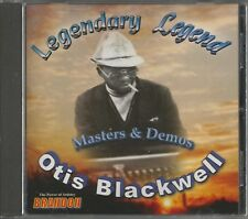 OTIS BLACKWELL - Legendary Legend - Masters & Demos - CD - BRAND NEW