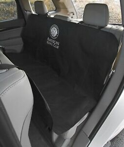 AMERICAN KENNEL CLUB CAR SEAT COVER FOR DOGS-BLACK~ NEW