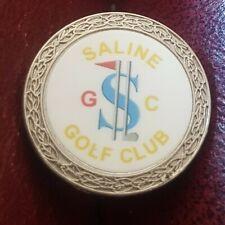 New listing Saline Golf Club Ball Marker
