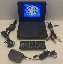 "Sony DVP-FX750 Portable CD/DVD Player 7"" Rechargeable, AC Adaptor, Remote, Etc.."