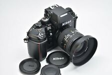 [Quasi Nuovo + + S/N250xxxx] Nikon F4 in ritardo con AF NIKKOR 24-50mm f3.3-4.5d Japan
