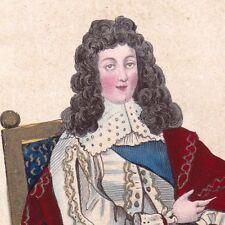 Louis XIV Roi Soleil Louis le Grand Bourbon