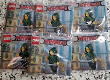 Lego 30609 Ninjago Movie Lloyd Garmadon Minifigure lot of 6 - Exclusive - New