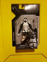 Star Wars The Black Series Archive Biker Scout Trooper 6-Inch Action Figure