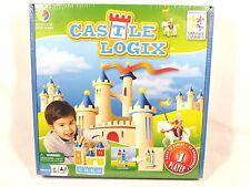 Smart Games Castle Logix Multi-Level Logic Game Ages 3+